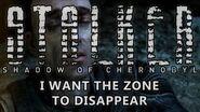 Shadow of Chernobyl Final- Quiero que la zona desaparezca