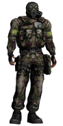 Wolność NPC model (5)