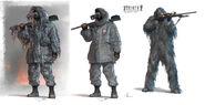 Grafika koncepcyjna S.T.A.L.K.E.R. 2 (Monolit) 2