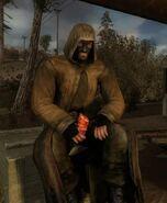 Odpoczywający Bandyta