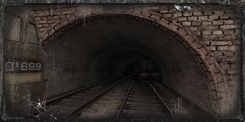Tunel na Wysypisku