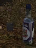 Водка и стакан