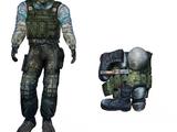 Kamizelka kuloodporna CS-3a