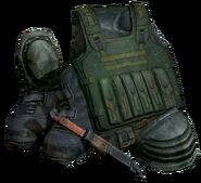 Csky-1 armor