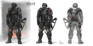 Grafika koncepcyjna S.T.A.L.K.E.R. 2 (Powinność) 3