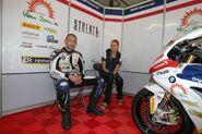 Photo Sergey Grigorovich International German Superbike Championship 2