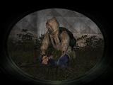 Убить сталкера-новичка