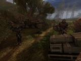 Временный лагерь (НИИ «Агропром»)