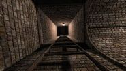 Бассейн лестница