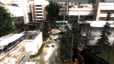 Z-Wars Quake of Duty