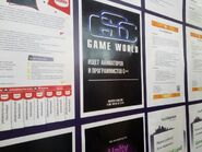 Photo Games Gathering stand GSC