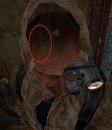 Markt one scar