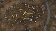 Артефакты на северной куче