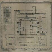 Карта-схема завода