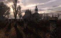 Church in the Swamps