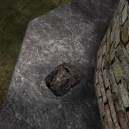 Tajny schowek za kominem 3