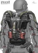 Grafika koncepcyjna S.T.A.L.K.E.R. 2 (Powinność) 7