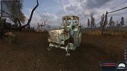 Т-40 без колёс
