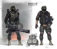 Grafika koncepcyjna S.T.A.L.K.E.R. 2 (Powinność) 5