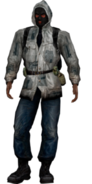 Samotnicy NPC model (7)