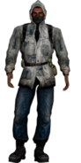 Samotnicy NPC model (6)