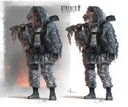 Grafika koncepcyjna S.T.A.L.K.E.R. 2 (Monolit) 3