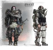 Grafika koncepcyjna S.T.A.L.K.E.R. 2 (Monolit) 5