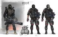 Grafika koncepcyjna S.T.A.L.K.E.R. 2 (Powinność) 6