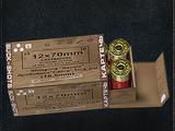 12×70mm Śrutowe