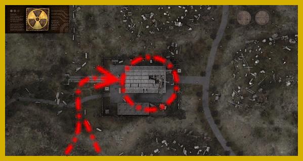 Уничтожить базу бандитов