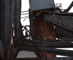 Kim Pripyat und bucket-wheel excavator 3.png