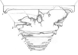 Dry gully ceiling damages 01.jpg