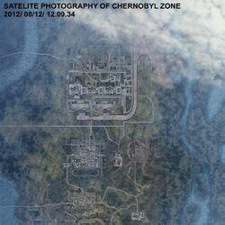Карта Зоны