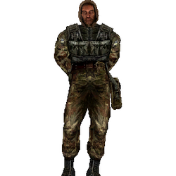 Армейский бронежилет ПСЗ-7