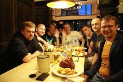 Vostok Games gamescom 2014.jpg