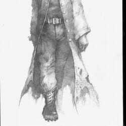 Чёрный сталкер