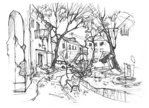 Limansk courtyard 01.jpg