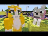 Minecraft Xbox - Crazy Pattern -445-