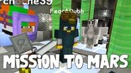 Minecraft - Mission To Mars - The Aftermath -1-