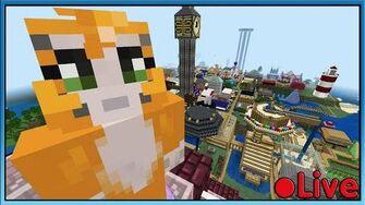 Minecraft_-_🔴_Live