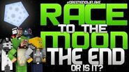 Minecraft- Race To The Moon - THE FINAL EPISODE!