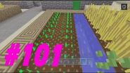 Sky Island Challenge 101 - Minecraft Xbox Slippery Survival 101-102 -- Welcome Home! -