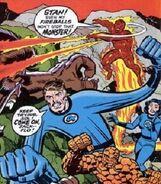 Fantastic Four Marvel Bullpen