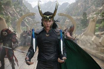 as Loki