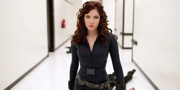 as Black Widow