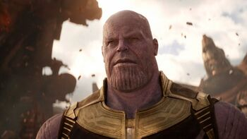 as Thanos
