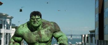 Hulk Form