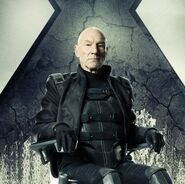 Professor X Days of Future Past Character Poster