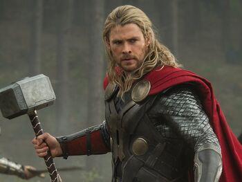 as Thor