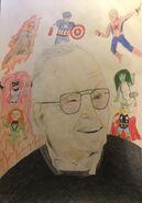 Stan Lee Tribute - TurtlesWillRise